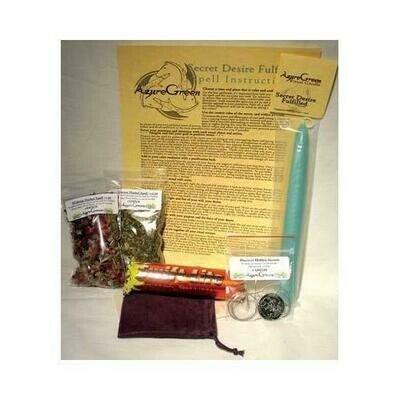 Secret Desire Fulfilled Ritual Kit
