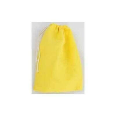 Yellow Cotton Bag