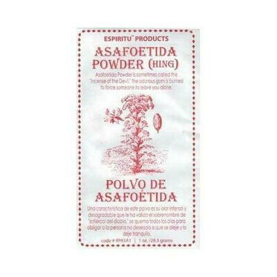 Asafoetida Ritual powder 1oz