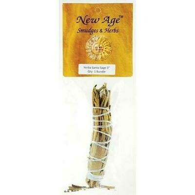 Yerba Santa Sage smudge stick 3