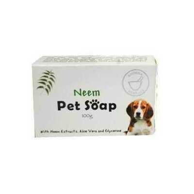 100g Neem Pet soap