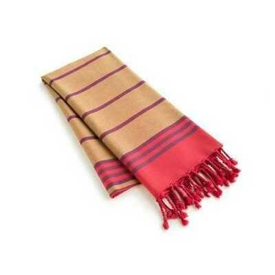 Handmade Cotton Beach Towel Turkish Towel Bade