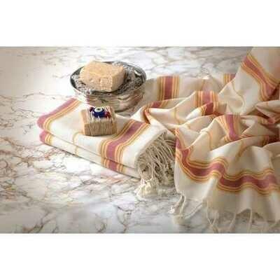 Handmade Cotton Beach Towel Spa Towel Turkish Towel Ingres
