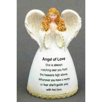 Angel of Love Bell