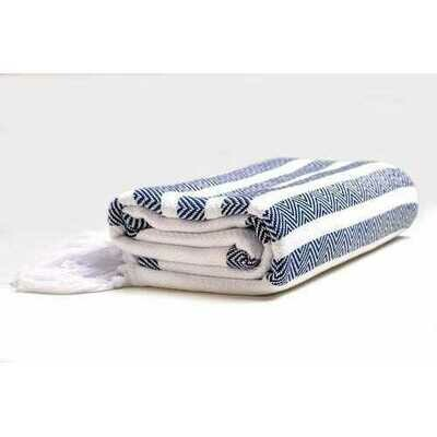 Handmade Cotton Beach Towel Turkish Towel Hepyek