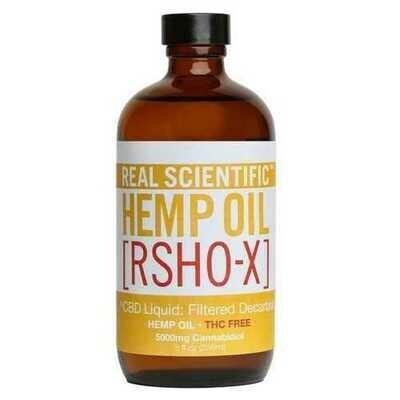 RSHO-X Liquid  5000mg | 8oz | Zero THC
