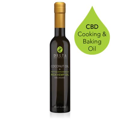 CBD Coconut Oil | 200mg | Zero THC