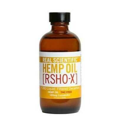 RSHO-X Liquid  1000mg | 4oz | Zero THC