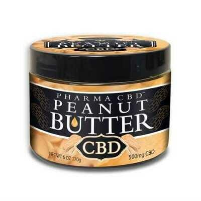 CBD Infused Peanut Butter | Zero THC