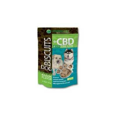 CBD Dog Biscuits | Zero THC