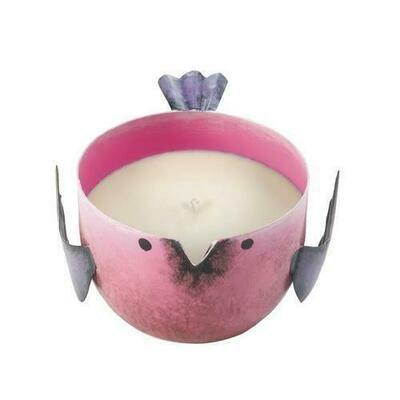 Pink Berry Sorbet Birdie Candle