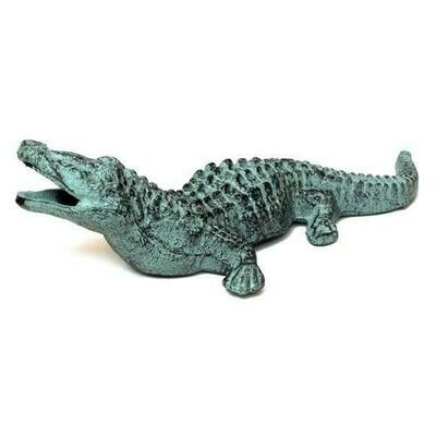 Cast Iron Crocodile