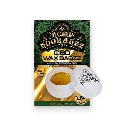 CBD Wax / Dabs  3g | Zero THC