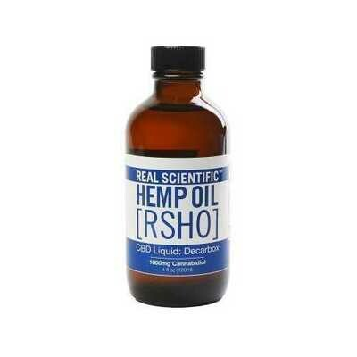 Blue Label CBD Liquid | 1000mg | 4oz | Zero THC