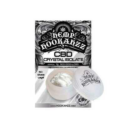 Hookahzzs CBD Concentrate Isolate| Zero THC