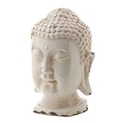 Buddha Head Decor