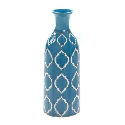 Merit Blue Vase