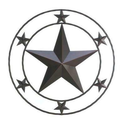 Western Star Wall Decor