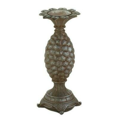 Large Pineapple Candle Holder