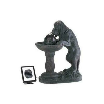 Thirsty Dog Solar Water Fountain (pack of 1 EA)
