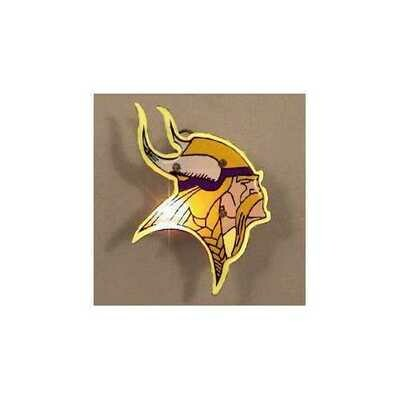 Minnesota Vikings Officially Licensed Flashing Lapel Pin