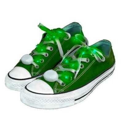 LED Shoelaces Jade
