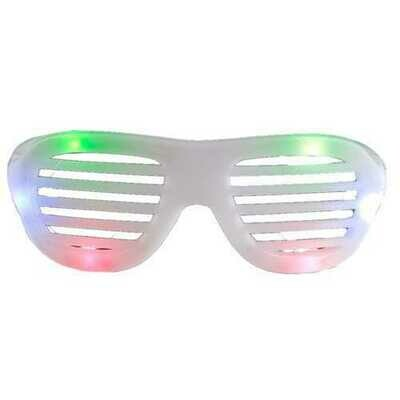 LED Hip Hop Sunglasses Multicolor