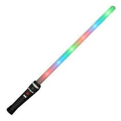 Rainbow Chasing Light Saber Sword