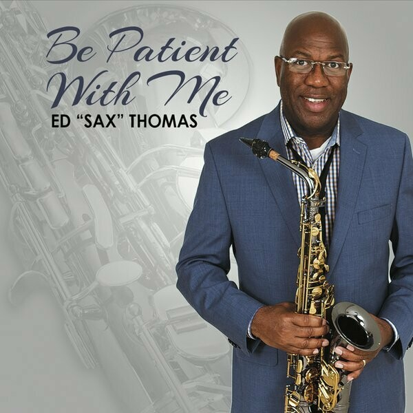 """Be Patient With Me"" Gospel Jazz CD"