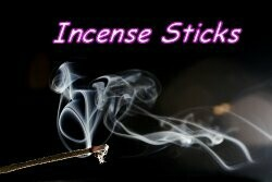 White Musk scented incense  - 11