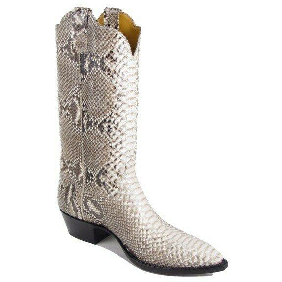 Top & Bottom Python (10 Colors) Cowboy Boots