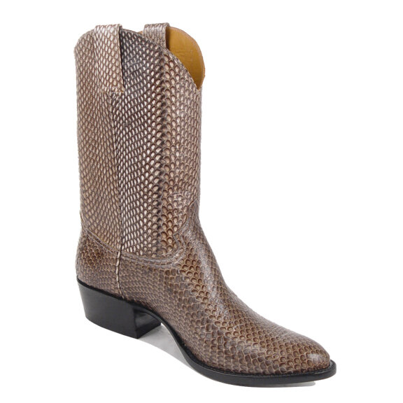 Top & Bottom Cobra (3 Colors) Cowboy Boots