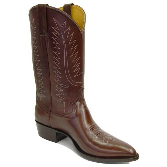 Brush Off Cowboy Boots