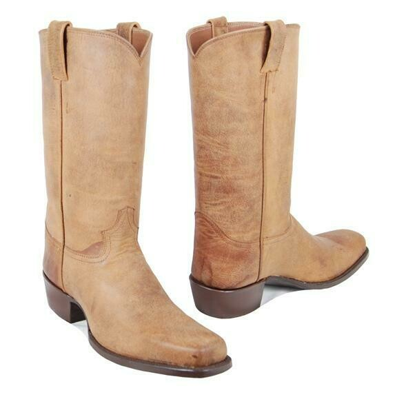 Apache Cowboy Boots