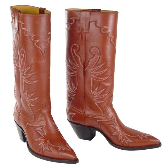 Sarsaparilla Cowboy Boots