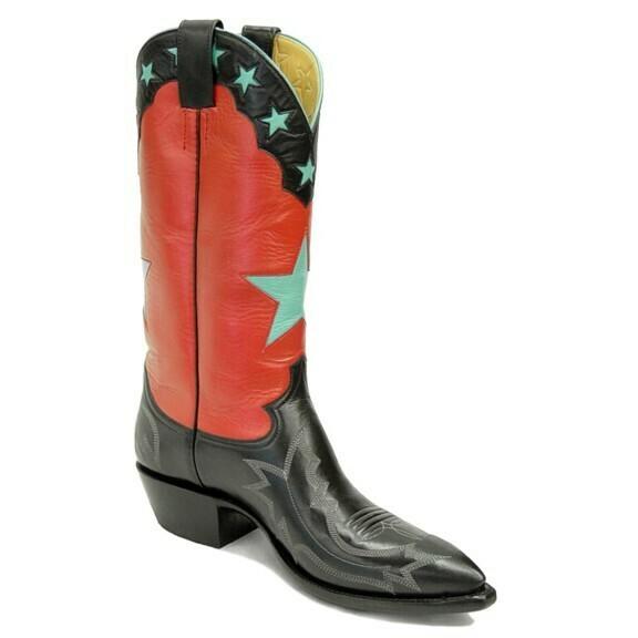Morning Star Cowboy Boots