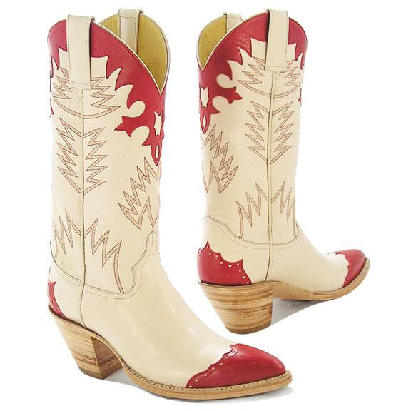 Palomino Cowboy Boots