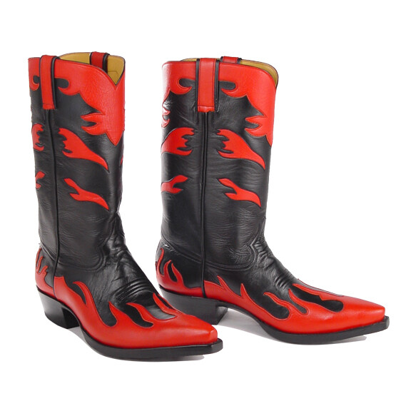 Wildfire Cowboy Boots