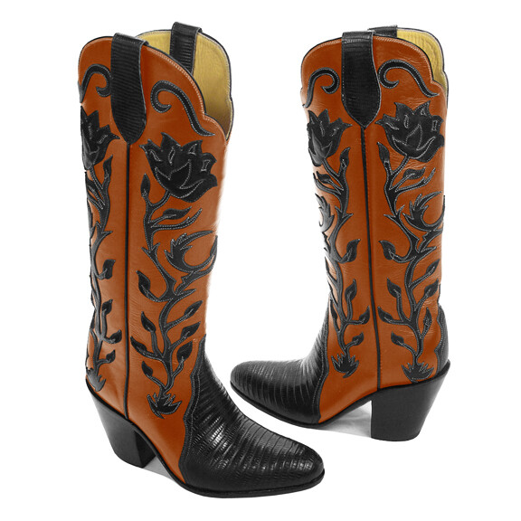 Lady Victoria Cowboy Boots