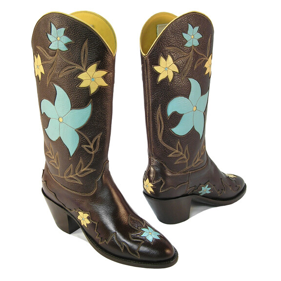 Spring Fling Cowboy Boots