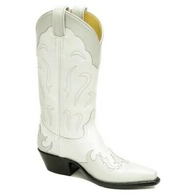 Calla Lily Cowboy Boots