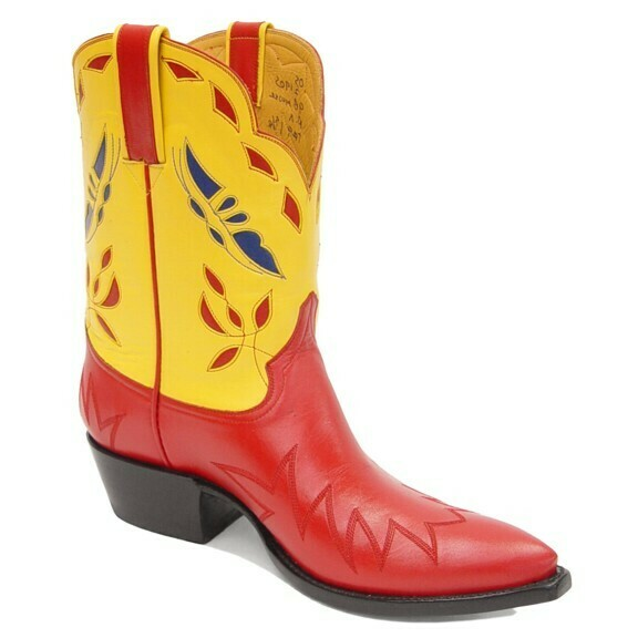 Day Dream Cowboy Boots