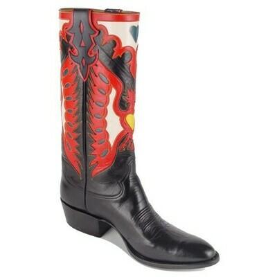 Eagle Heart Cowboy Boots