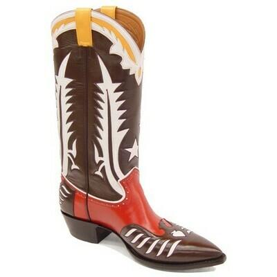 Arrowhead Cowboy Boots