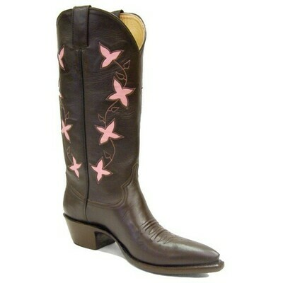 Blossom Cowboy Boots