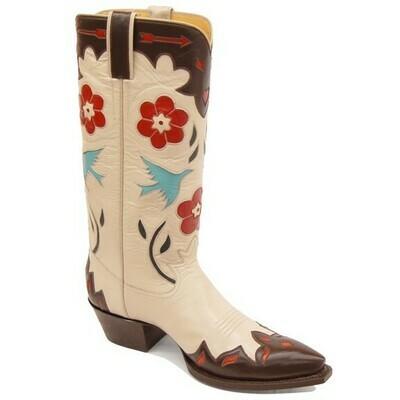 Bluebird Cowboy Boots