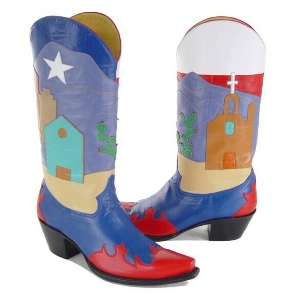 El Paso Cowboy Boots