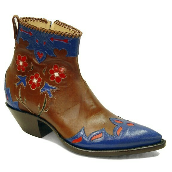 Bluebird Ankle Boots