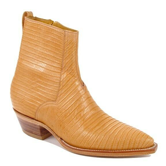 Teju Lizard (18 Colors) Ankle Boots