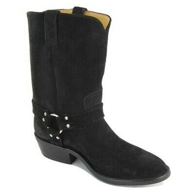Side Pipe Motorcycle Boots